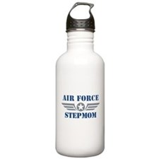 Air Force Stepmom Water Bottle