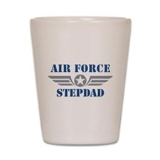 Air Force Stepdad Shot Glass