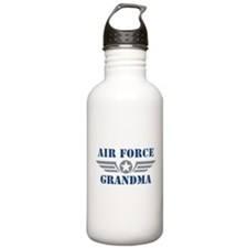 Air Force Grandma Water Bottle