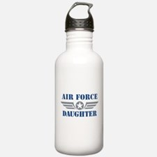 Air Force Daughter Water Bottle