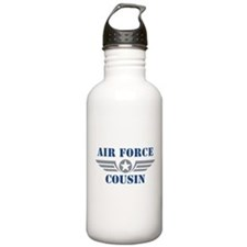 Air Force Cousin Water Bottle