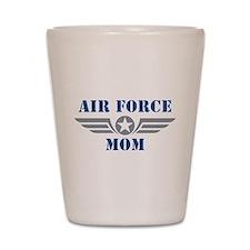 Air Force Mom Shot Glass