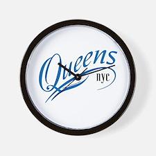 Queens, NY Wall Clock