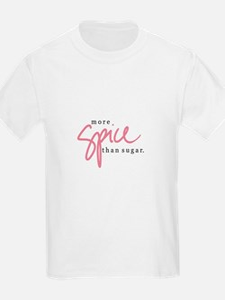 More Spice than Sugar Kids T-Shirt