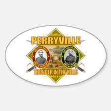 Battle of Perryville Decal