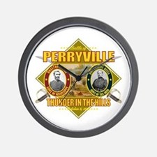 Battle of Perryville Wall Clock