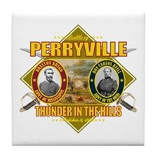 Battle of Perryville Tile Coaster