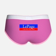 LePge can kiss my...Women's Brief