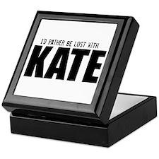 Lost Keepsake Box