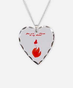 Cool Pirate pick up lines Necklace