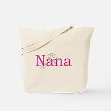 Nana Pink Tote Bag