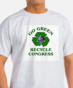 Go Green Recycle ~ T-Shirt