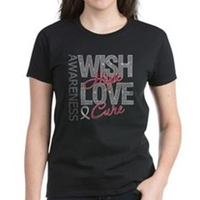 Diabetes Wish Hope Cure Tee
