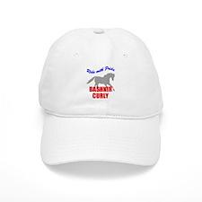 Ride With Pride Bashkir Curly Baseball Baseball Cap