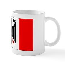 German Canadian Small Mugs