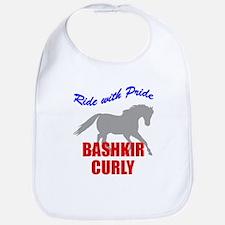 Ride With Pride Bashkir Curly Bib