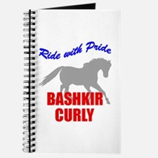 Ride With Pride Bashkir Curly Journal