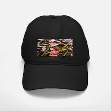 nun orchid Baseball Hat