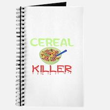 Cereal Killer Journal