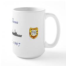 USS Camden AOE 2 Plank Owner Mug