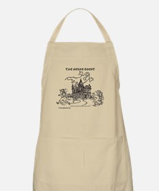 The Haunted House Apron