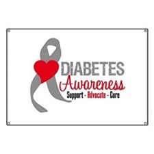 Diabetes Support Cure Banner