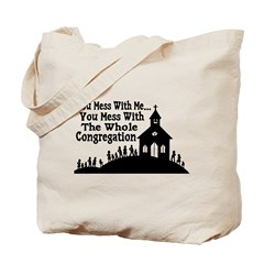 Whole Congregation Tote Bag