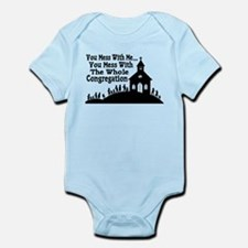 Whole Congregation Infant Bodysuit