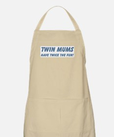 Twin Mums Have Twice The Fun BBQ Apron