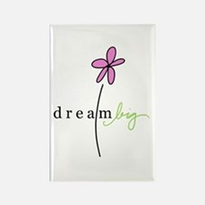 Dream Big Rectangle Magnet