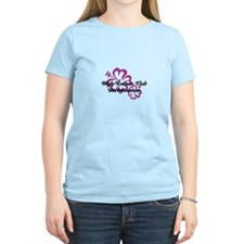 Women's High Rollers Club Backgammon T-Shirt