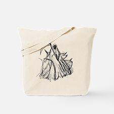 Death Reaper Tote Bag