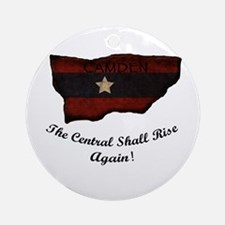 the Central Shall Rise Again Ornament (Round)