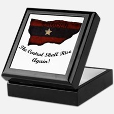 the Central Shall Rise Again Keepsake Box
