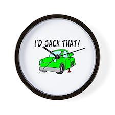 I'd Jack That Wall Clock