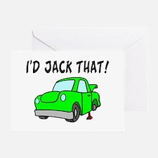 I'd Jack That Greeting Card