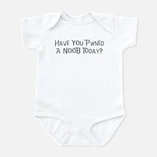 Pwned a NooB Infant Creeper
