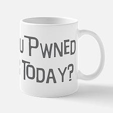 Pwned a NooB Mug