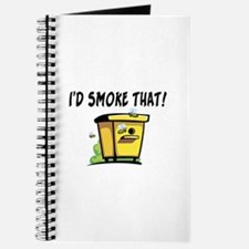 I'd Smoke That Bee Hive Journal