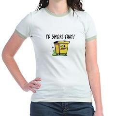 I'd Smoke That Bee Hive T