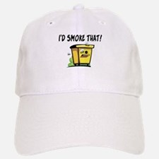 I'd Smoke That Bee Hive Baseball Baseball Cap
