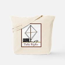 Tube Radio Tote Bag