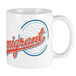 Baseball Immigrant Mug