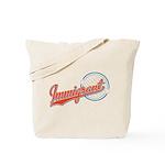 Baseball Immigrant Tote Bag