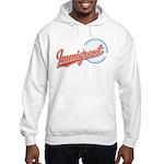 Baseball Immigrant Hooded Sweatshirt
