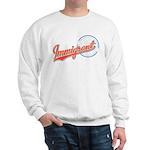 Baseball Immigrant Sweatshirt