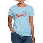 Baseball Immigrant Women's Light T-Shirt