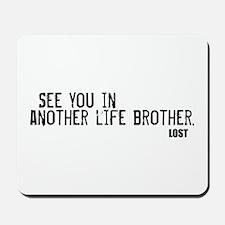 Lost Mousepad