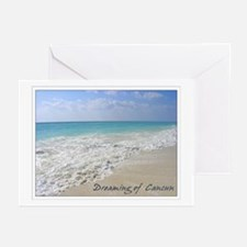 Dreaming of Cancun Greeting Cards (Pk of 10)