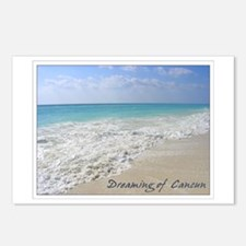 Dreaming of Cancun Postcards (Package of 8)